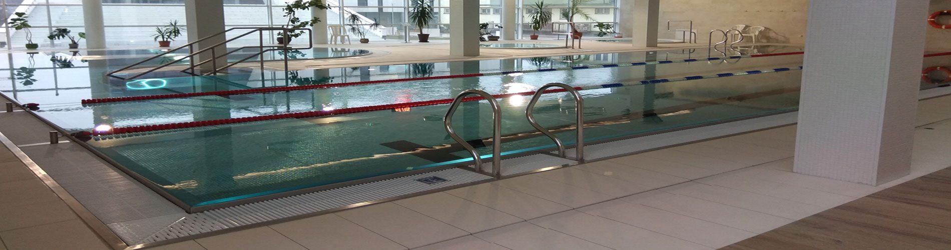 Nauka pływania dzieci i dorosłych.